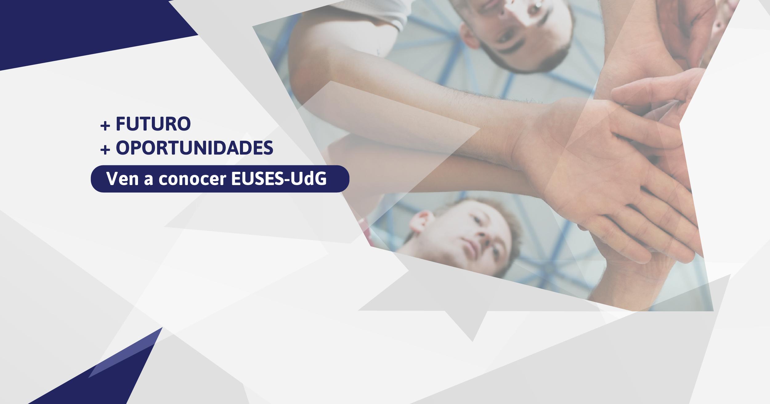 Jornadas de Puertas Abiertas en EUSES-UdG, la Universidad de la Salud y el Deporte