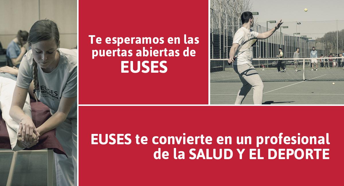 Jornadas de Puertas abiertas en EUSES, la Universidad de la Salud y el Deporte