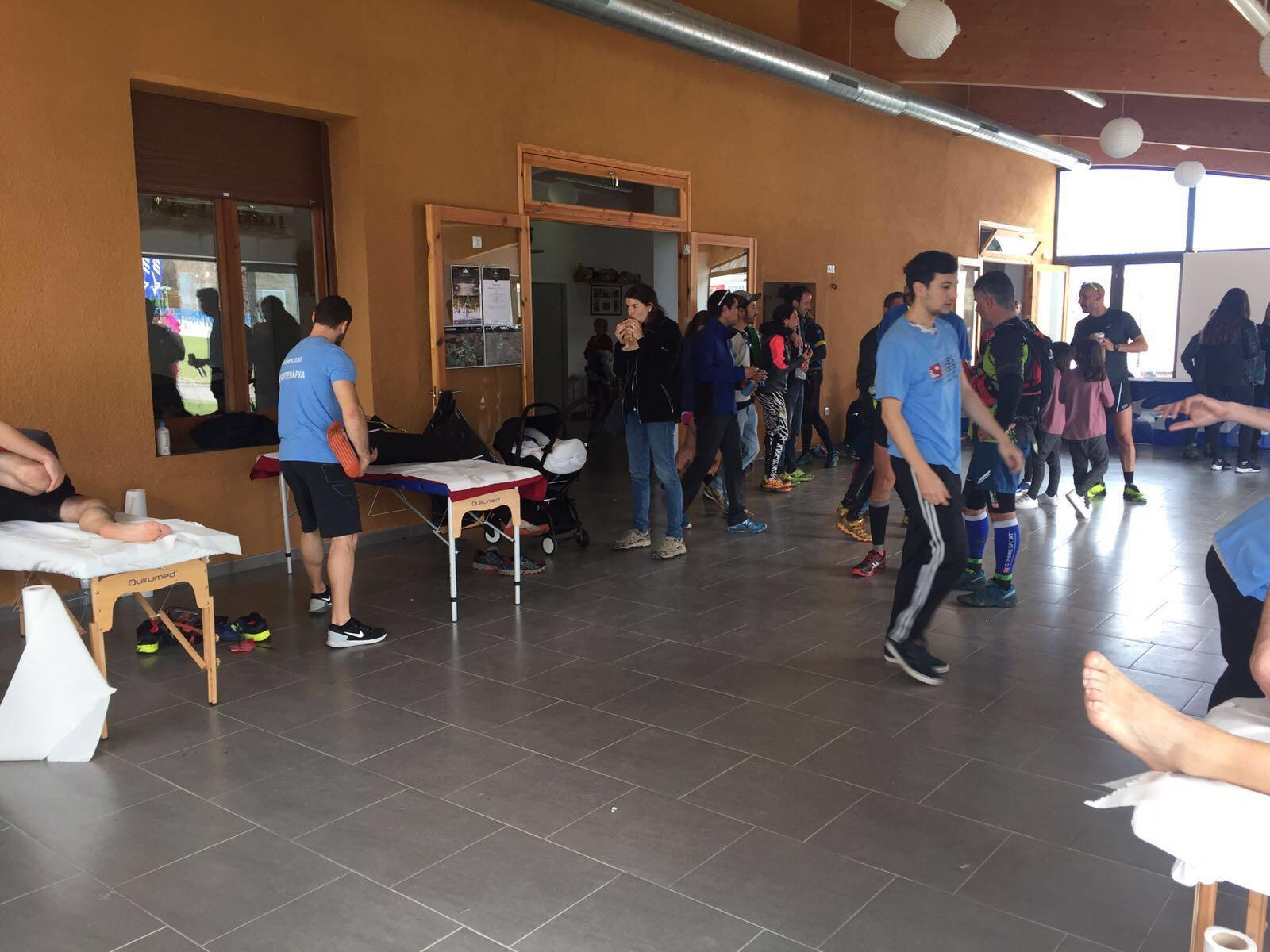 L'Escola Universitària de la Salut i l'Esport, present en una nova edició de la Cerdanya Skyline