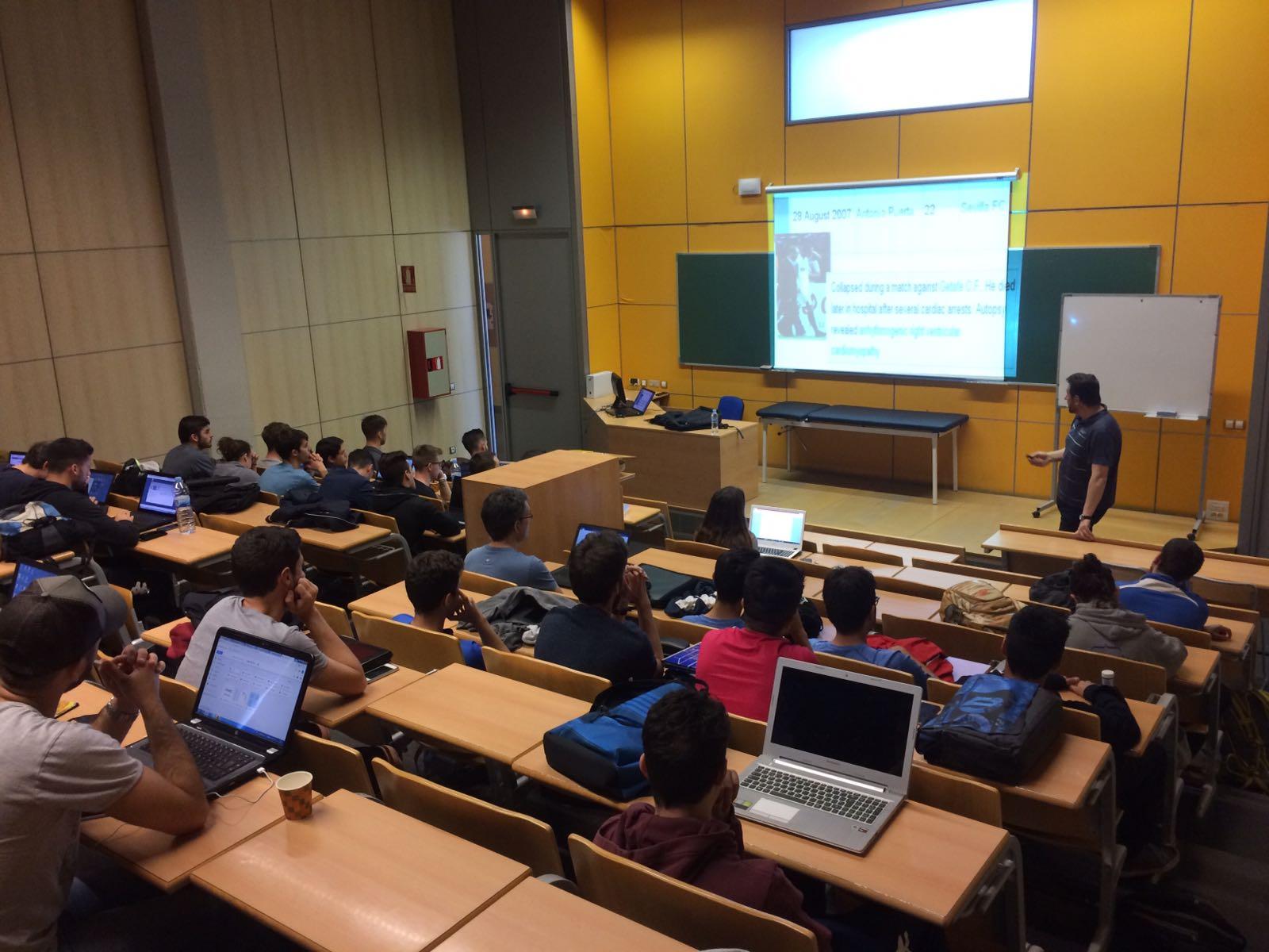 EUSES-UdG i la Càtedra d'Esport i Educació Física-Centre d'Estudis Olímpics de la UdG organitzen dos cursos d'estiu d'educació física
