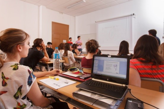 La licence de kinésithérapie de l'EUSES Terres de l'Ebre mise sur la spécialisation et le suivi personnalisé des élèves