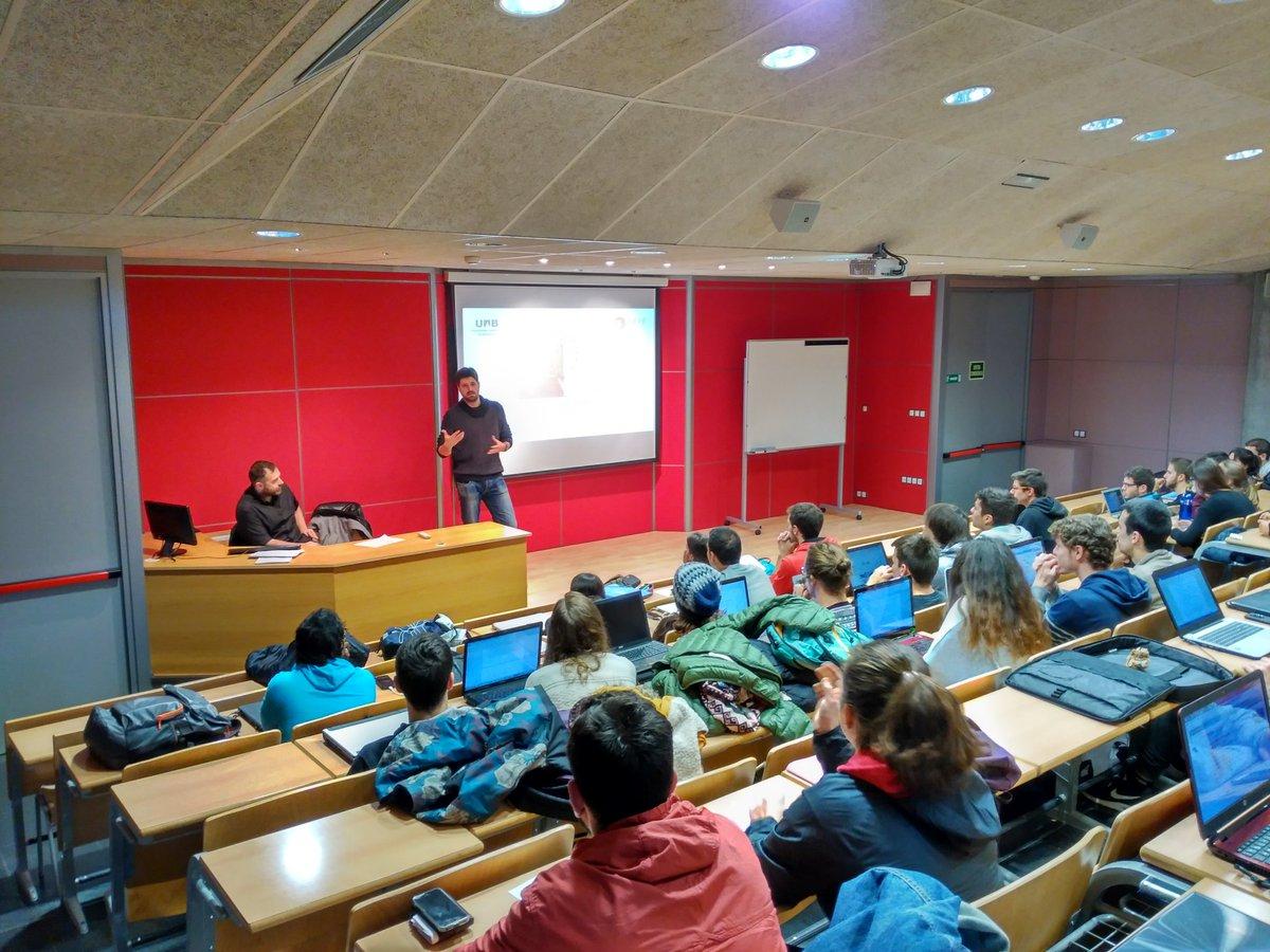 Ponència a EUSES sobre l'ansietat esportiva a càrrec del Dr. Yago Ramis, de la Universitat Autònoma de Barcelona