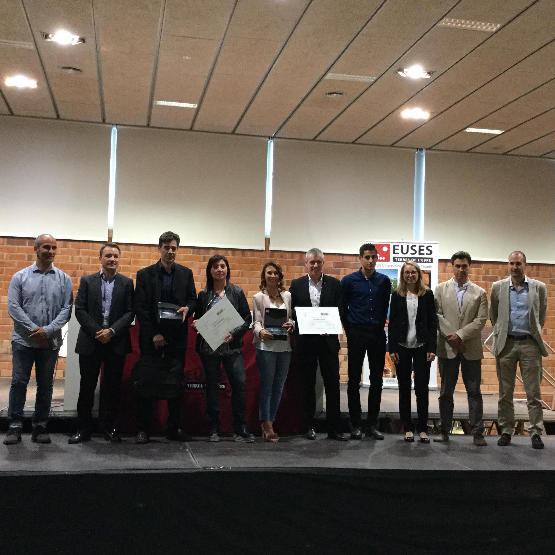 EUSES Alumni celebra la seva I jornada a Terres de l'Ebre amb l'atleta Llorenç Sales com a convidat especial