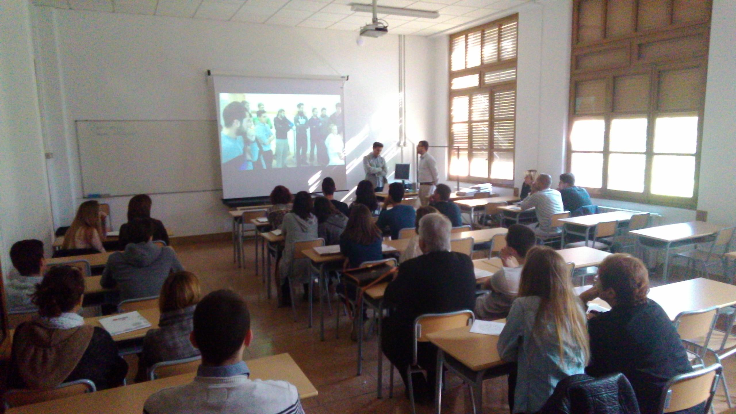 Celebrades les jornades de portes obertes a EUSES Terres de l'Ebre dels graus en CAFE i en Fisioteràpia