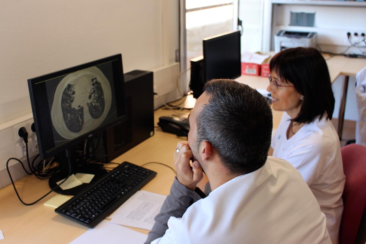 El professor del Grau en Fisioteràpia Gerard Muñoz participa en un registre europeu sobre la bronquièctasi