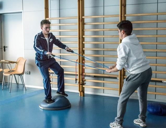 Quines qualitats ha de tenir un bon professional de l'esport? Posa-les en pràctica, estudiant el Grau en Ciències de l'Activitat Física i l'Esport a EUSES-UdG