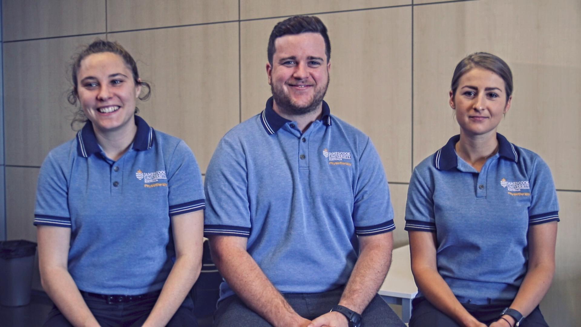 EUSES-UdG aposta per la mobilitat i els intercanvis internacionals. Coneixem l'estada de tres estudiants de fisioteràpia de la James Cook University d'Austràlia al Campus de Salt