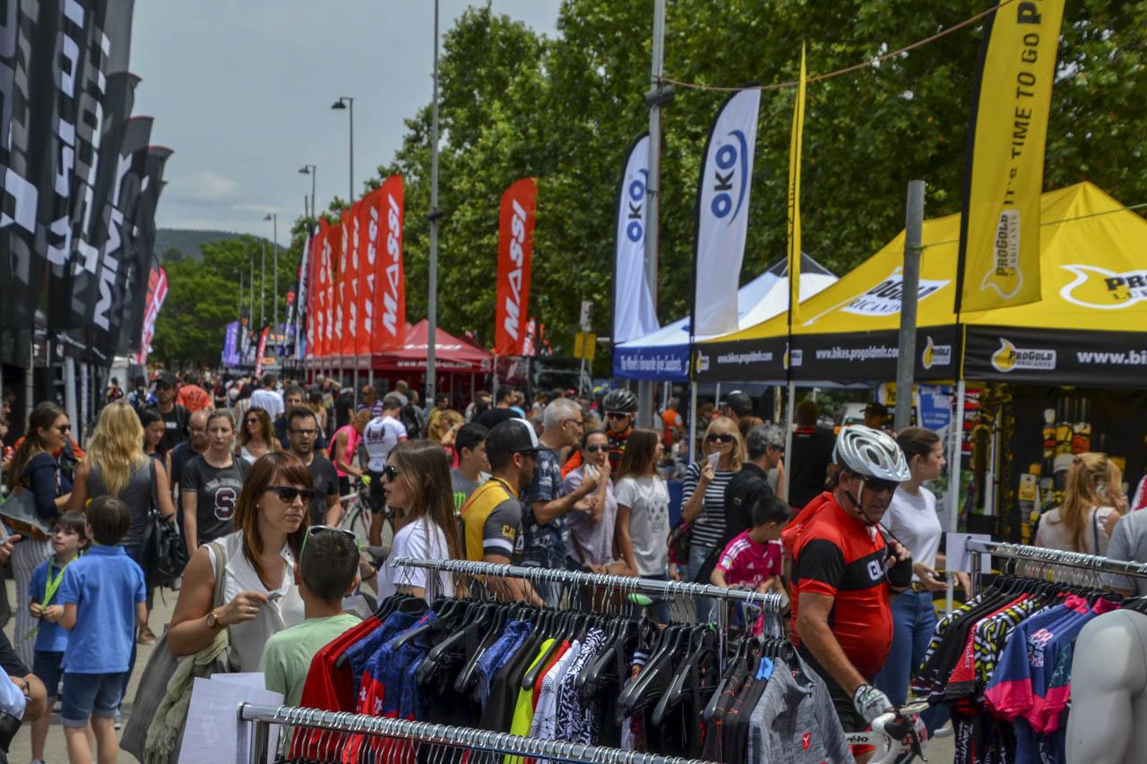 Més de 30.000 visitants al festival Sea Otter Europe Costa Brava-Girona Bike Show que dirigeix el professor de CAFE d'EUSES Oriol Sallent