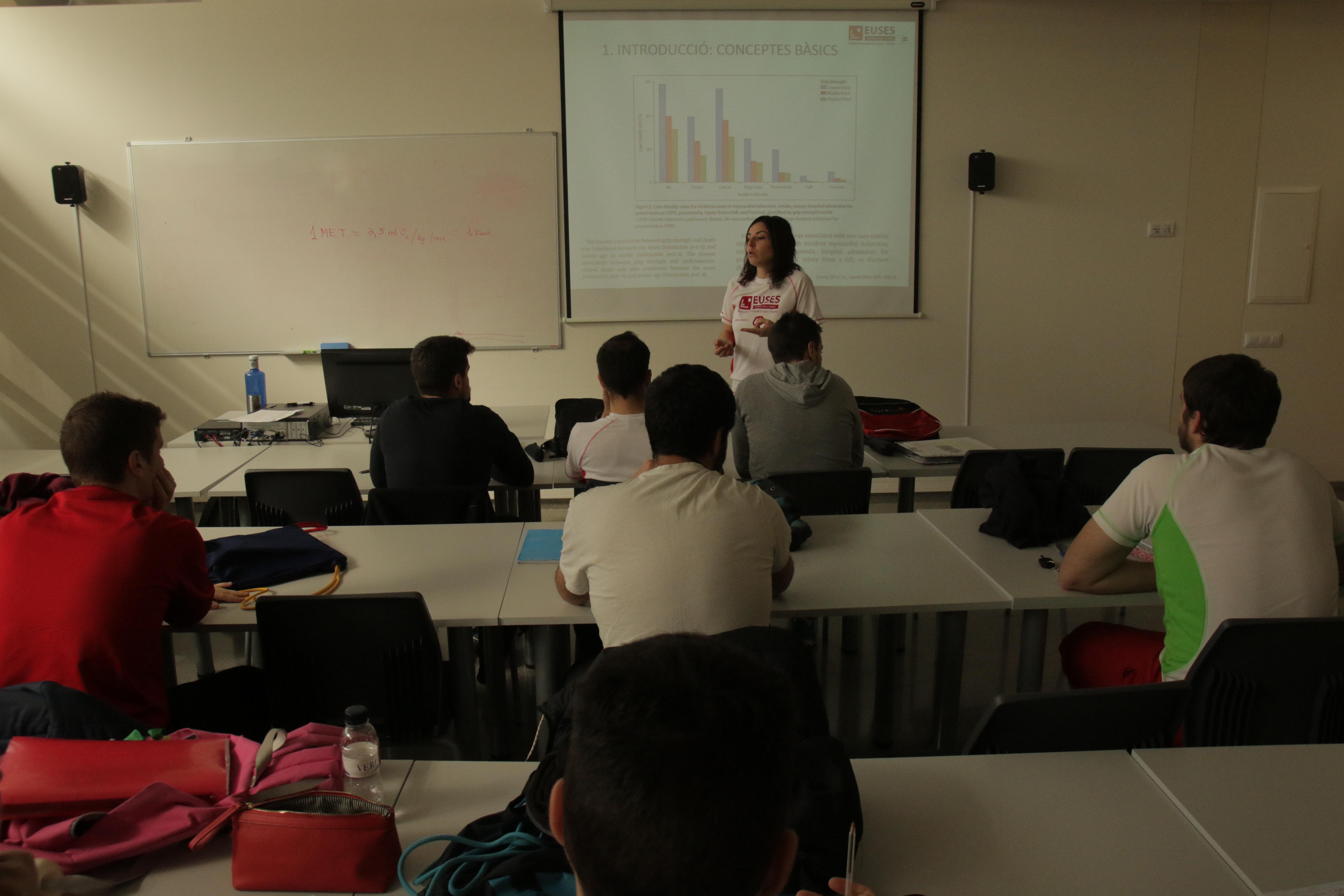 Forma't amb un equip docent de qualitat i amb àmplies habilitats pedagògiques, estudiant el Grau en Ciències de l'Activitat Física i de l'Esport a EUSES Terres de l'Ebre