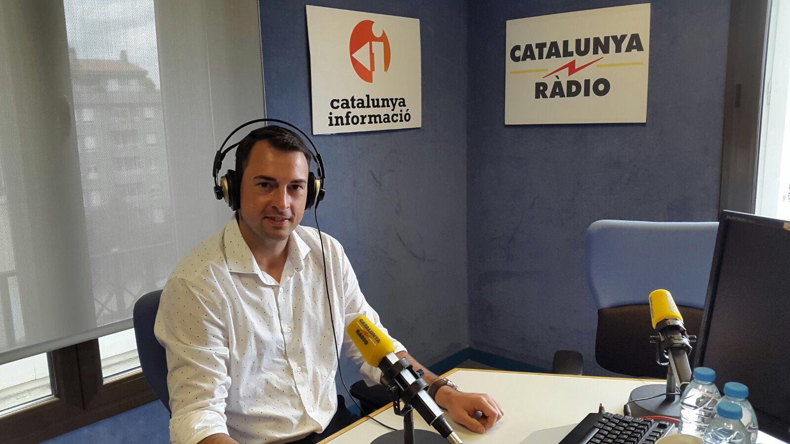 Òscar Garcia Pañella i Adrià Martin intervenen al Programa Popap de Catalunya Ràdio per parlar-nos de la importància dels jocs aplicats a la salut i l'esport