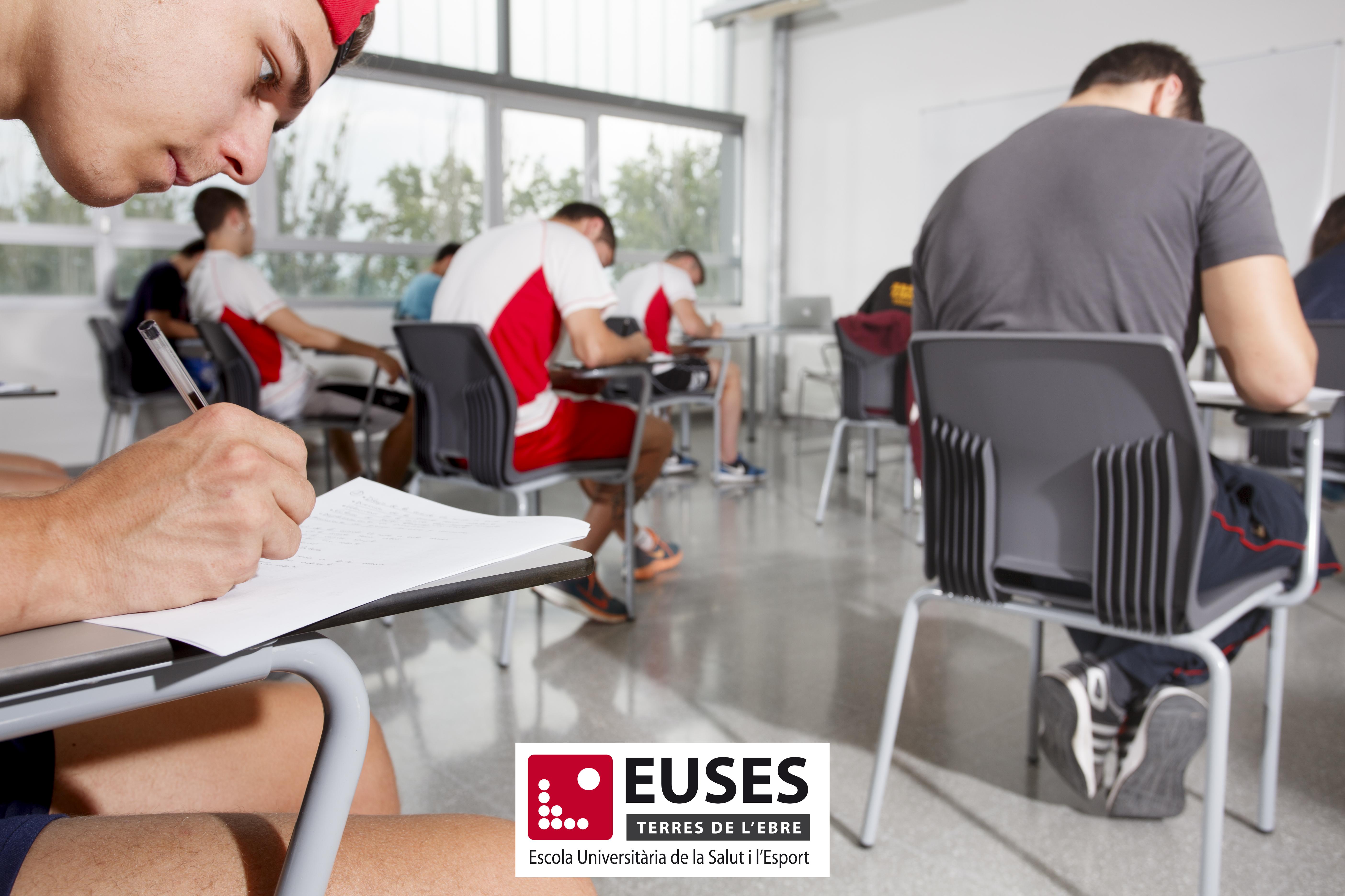 Fes ja la teva matrícula al Grau en Ciències de l'Activitat Física i l'Esport a EUSES Terres de l'Ebre