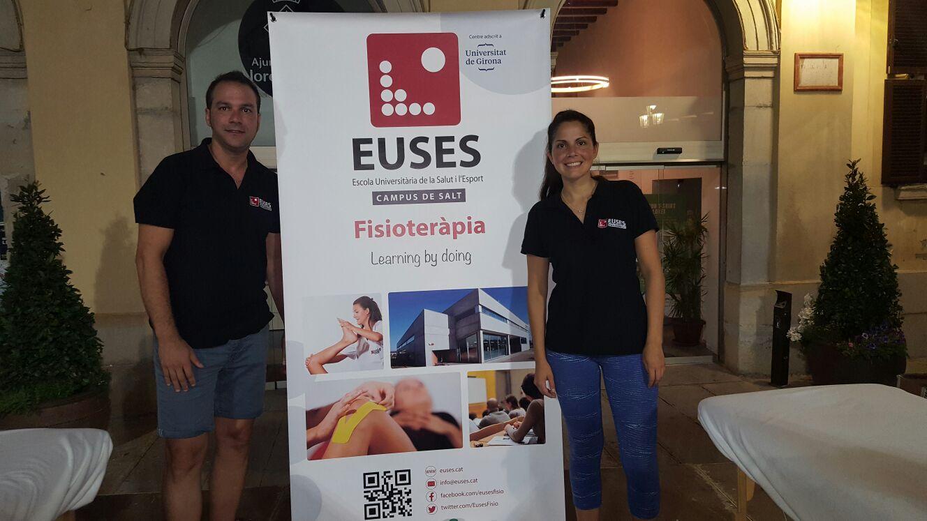 EUSES recupera els participants de la Night Trail Running celebrada aquest passat dissabte a Lloret de Mar