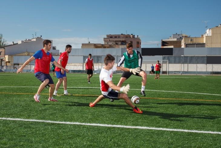 Fórmate con un profesorado experto en el ámbito del deporte, estudiando el Grado en Ciencias de la Actividad Física y del Deporte en EUSES Terres de l'Ebre, la Universidad de la Salud y el Deporte