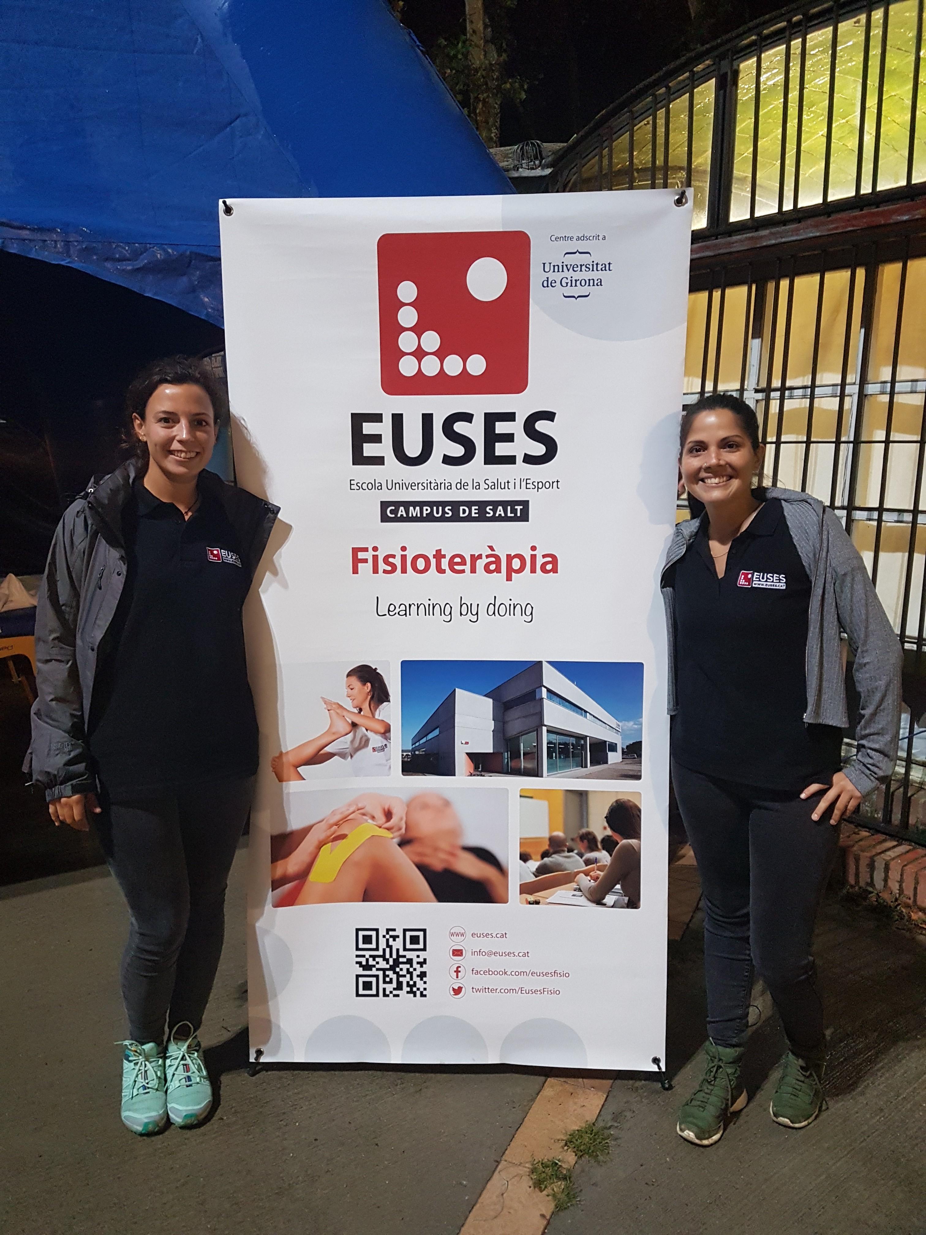 """EUSES recupera els participants de la cursa nocturna de Girona """"La Cocollona"""""""