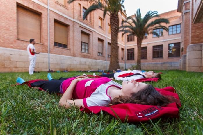 El Grau en Fisioteràpia d'EUSES Terres de l'Ebre et permet estudiar i allotjar-te al mateix Campus universitari