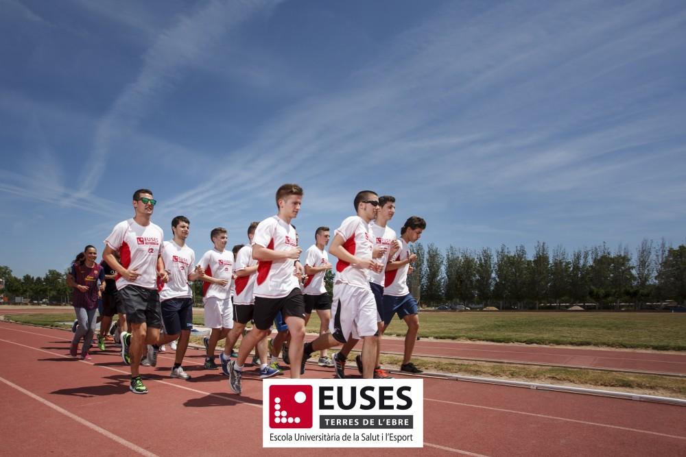 Nou període d'inscripció al Grau en Ciències de l'Activitat Física i de l'Esport a EUSES Terres de l'Ebre. No deixis escapar l'oportunitat!