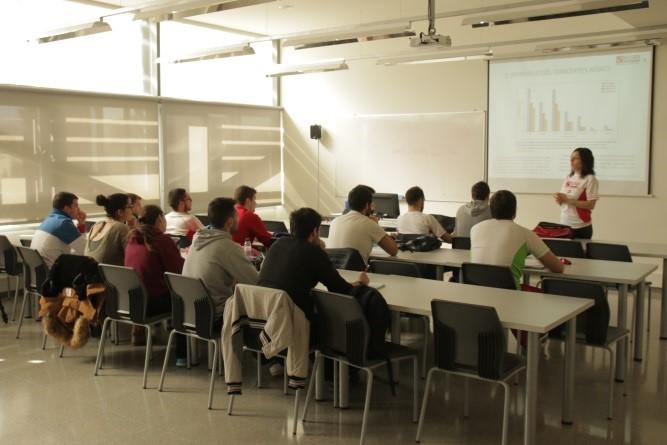 Grado en Ciencias de la Actividad Física y del Deporte de EUSES-URV: fórmate con uno equipo docente cualificado y vinculado con la realidad del sector