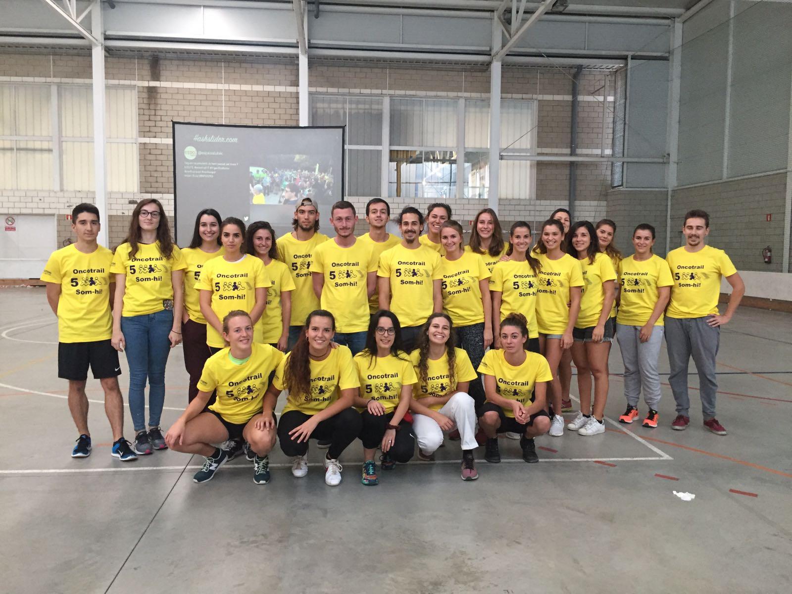 L'Escola Universitària de la Salut i l'Esport destina una cinquantena d'estudiants del grau en Fisioteràpia a Pals, Fitor i Palafrugell, a l'Oncotrail