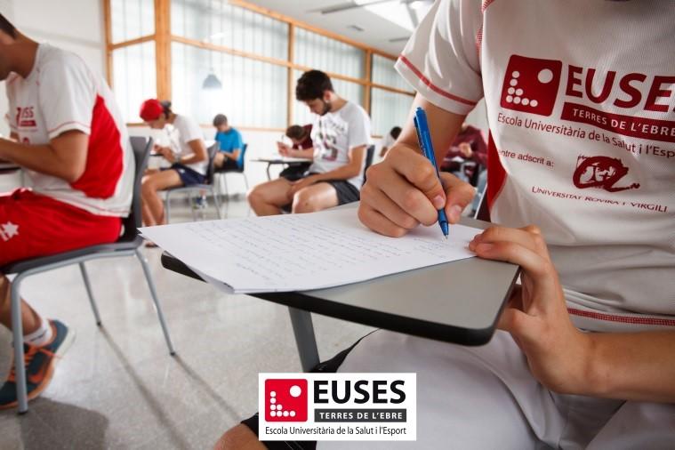 El perfil de l'alumnat del Grau en CAFE d'EUSES Terres de l'Ebre: nois joves, apassionats de l'esport i procedents majoritàriament de Tarragona i comarques ebrenques
