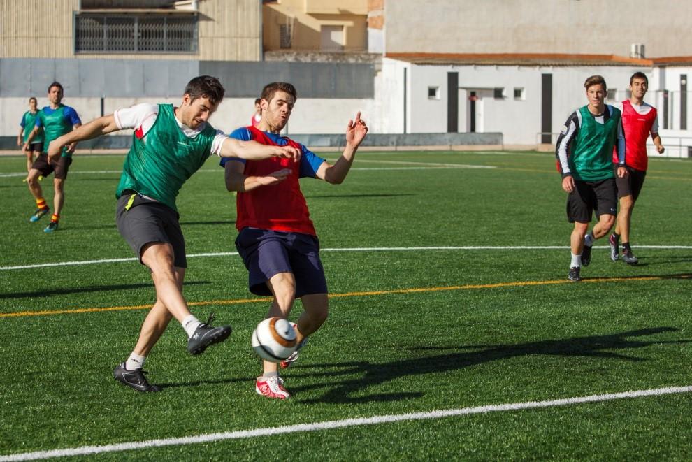 El Grau en Ciències de l'Activitat Física i l'Esport d'EUSES Terres de l'Ebre, la Universitat de la Salut i l'Esport, aposta pel vessant pràctic i el 'learning by doing'