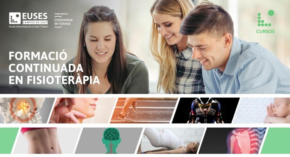 L'EUSES, l'université Santé et Sport, s'engage pour une formation continue en kinésithérapie diversifiée et de qualité