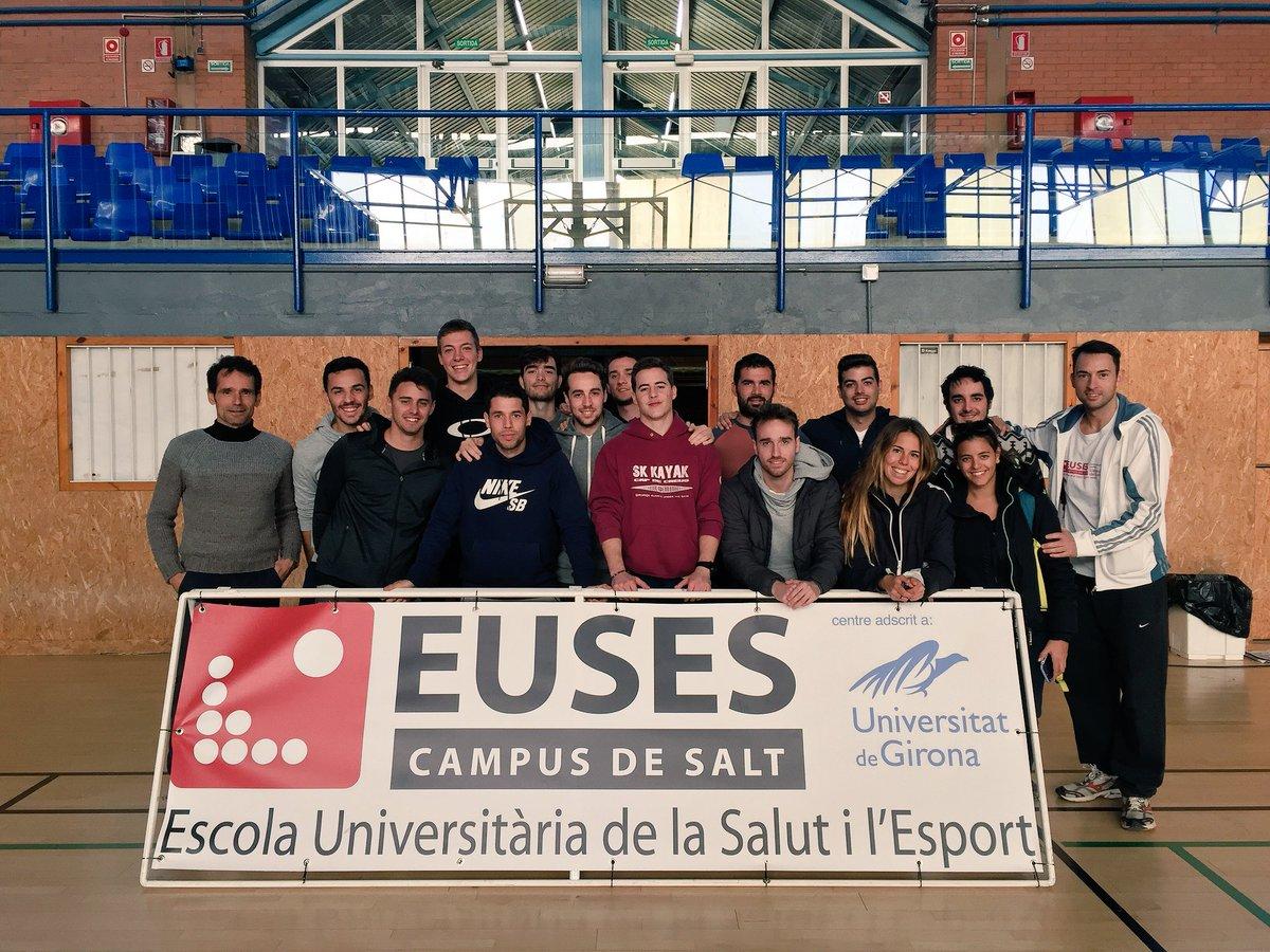 L'equip Seirul·lo en futbol-7 i l'Escola Kyrie Irving en bàsquet 3×3, vencedors de la 4a Jornada Esportiva organitzada pels alumnes de 4t de CAFE d'EUSES-UdG