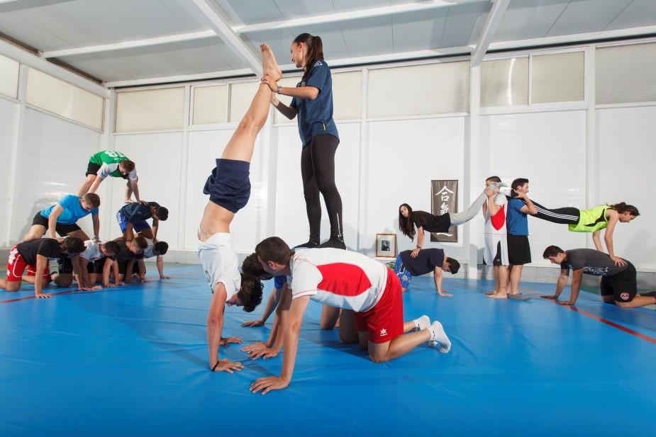 El plan de estudios del Grado en CAFD de EUSES Terres de l'Ebre se centra en los cinco grandes ámbitos profesionales del deporte: la docencia, el alto rendimiento, la salud, la gestión y las actividades físicas en la naturaleza