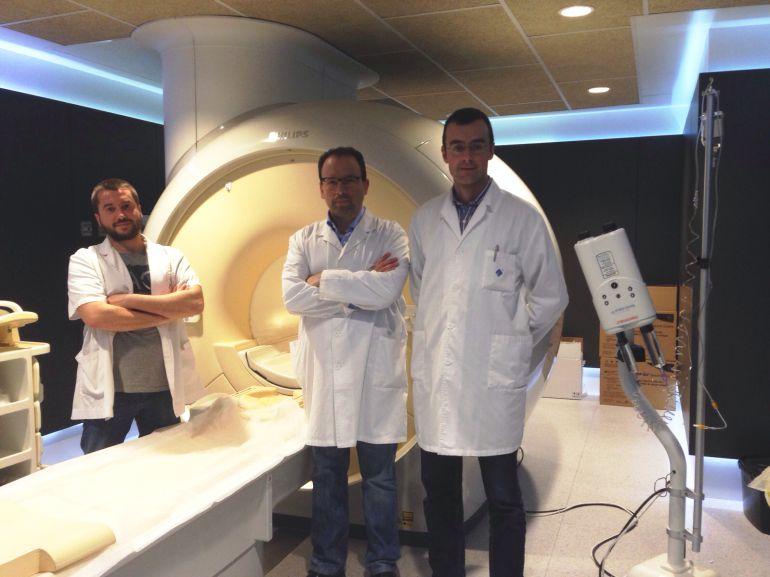 """La revista PLOS ONE publica els resultats del treball sobre la """"Predicció de la transformació hemorràgica en l'infart cerebral per TC permeabilitat"""" en el qual han participat professors del Centre Garbí i d'EUSES"""