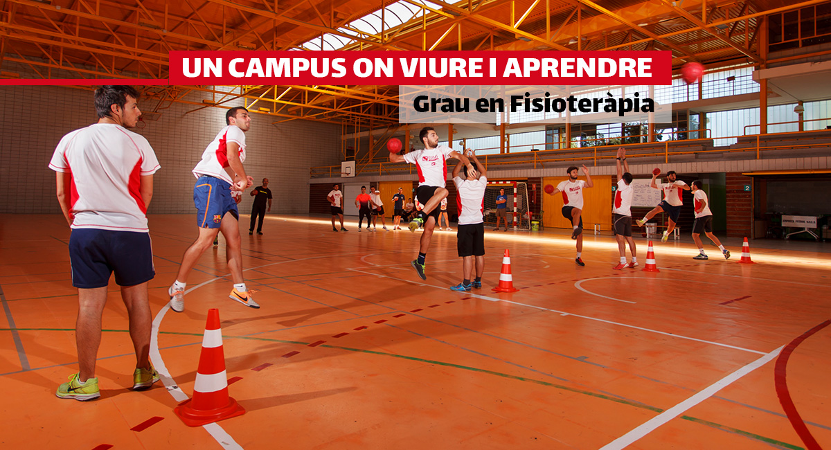 Grau en Fisioteràpia d'EUSES-URV: un Campus on viure i aprendre