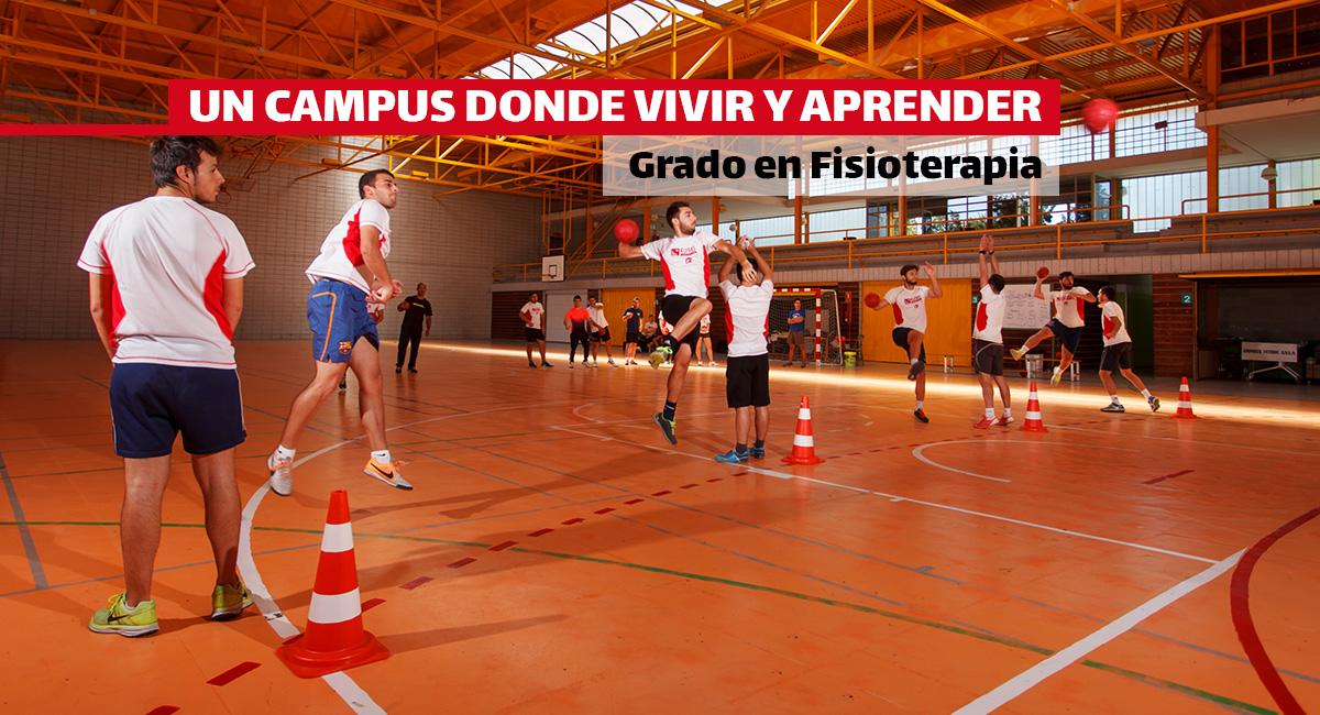 Grado en Fisioterapia de EUSES-URV: un Campus donde vivir y aprender