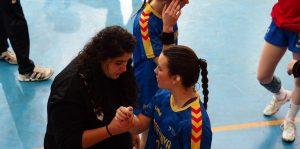 Laura Viella i Alba Garcia