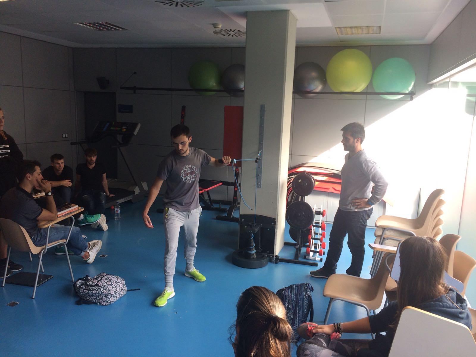 Grado en Ciencias de la Actividad Física y del Deporte de EUSES: la combinación perfecta entre teoría y práctica