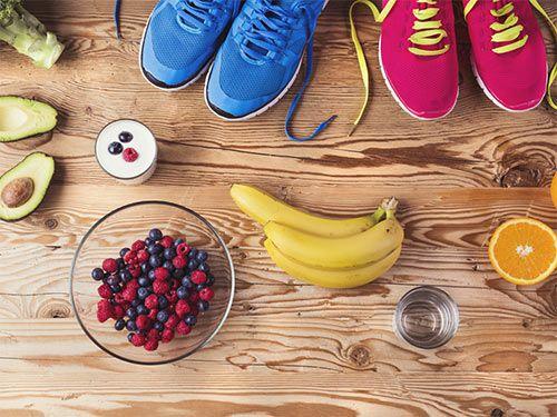 Nutrition et activité physique : éléments-clés pour guérir des blessures