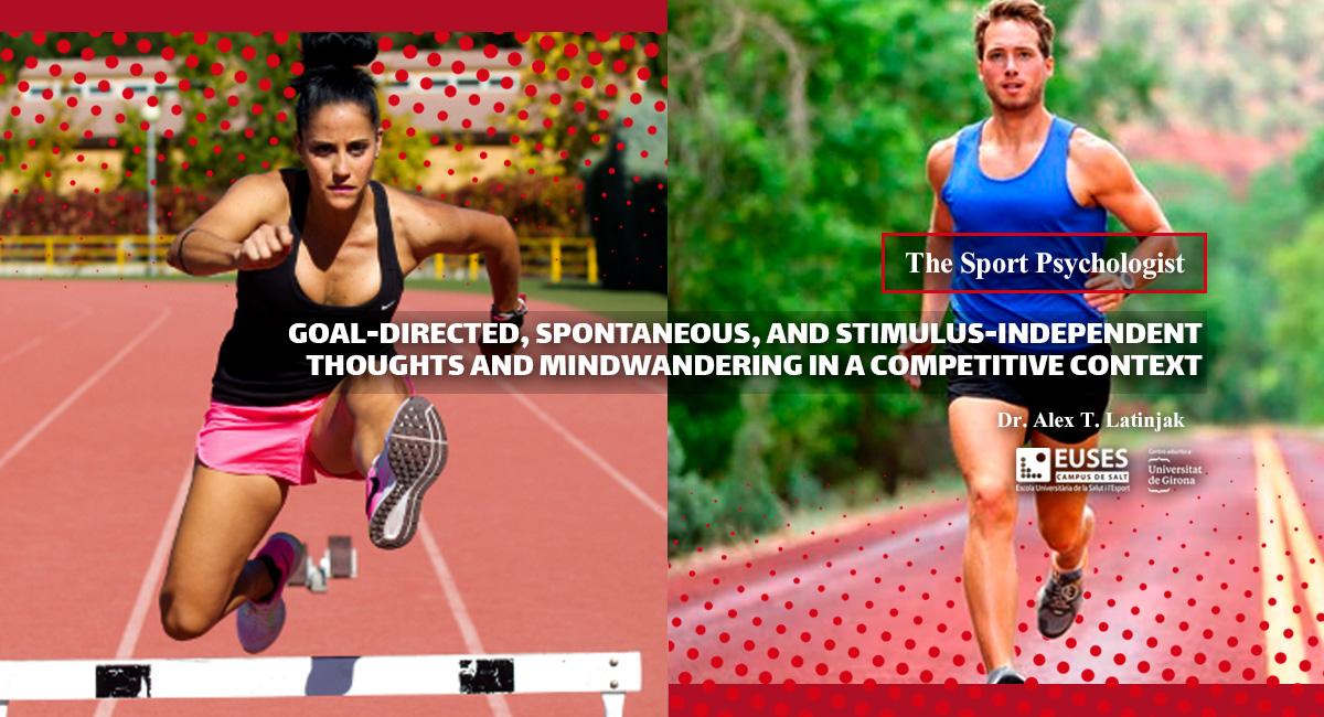 El doctor i professor col·laborador d'EUSES, Alexander T. Latinjak, publica un estudi a la prestigiosa revista The Sport Psychologist