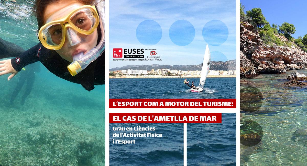 L'esport com a motor del turisme: el cas de l'Ametlla de Mar