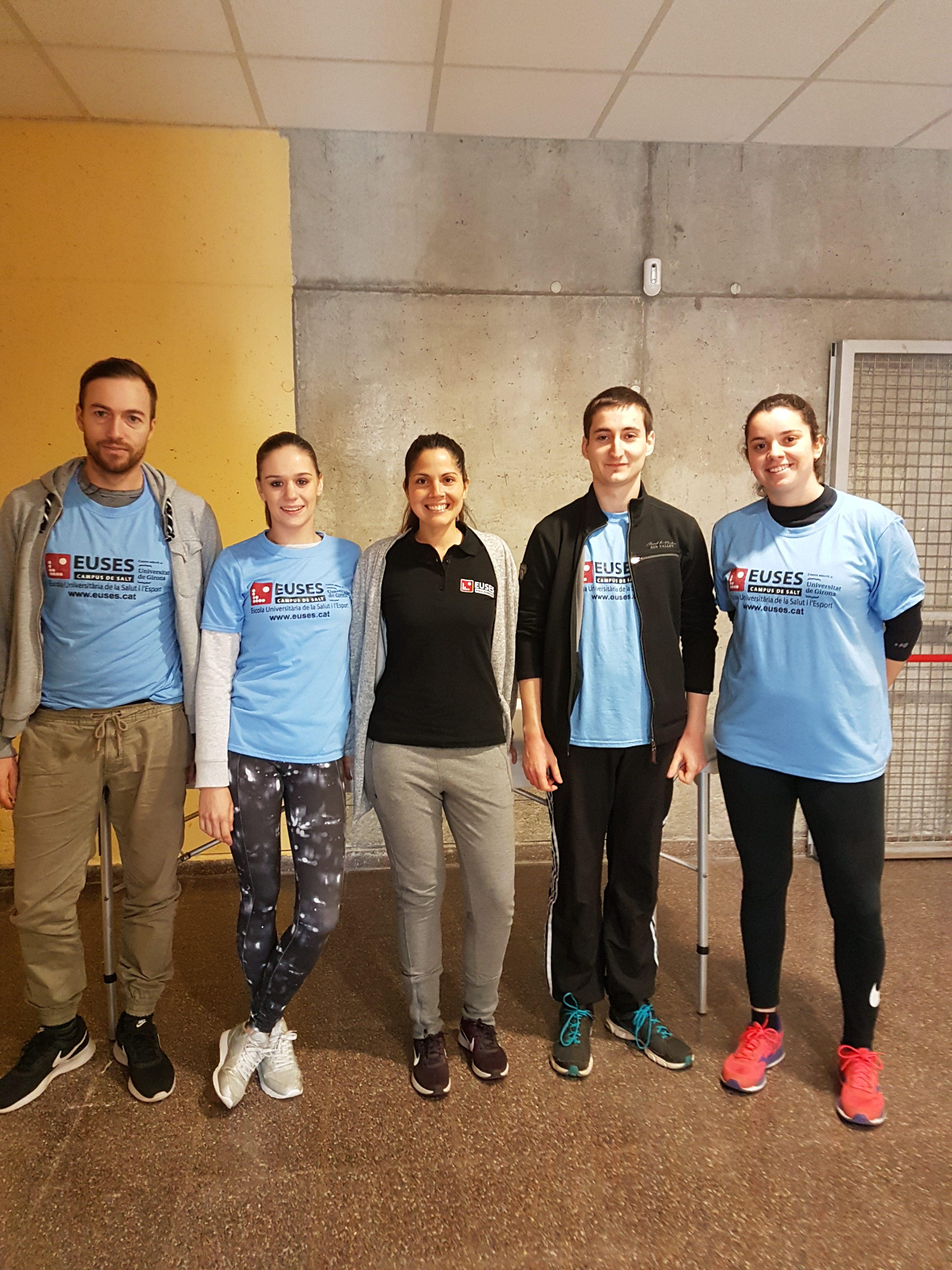 EUSES recupera els ciclistes de la 8a edició de la Marxa Cicloturista d'Amer