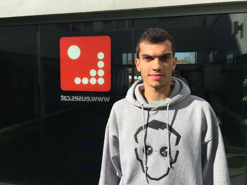 L'alumne de 1r de CAFE Sergi Oliveras (Aligots) apunta al mundial d'Hongria de curses d'orientació després del segon lloc a Huelva en un dels primers tests