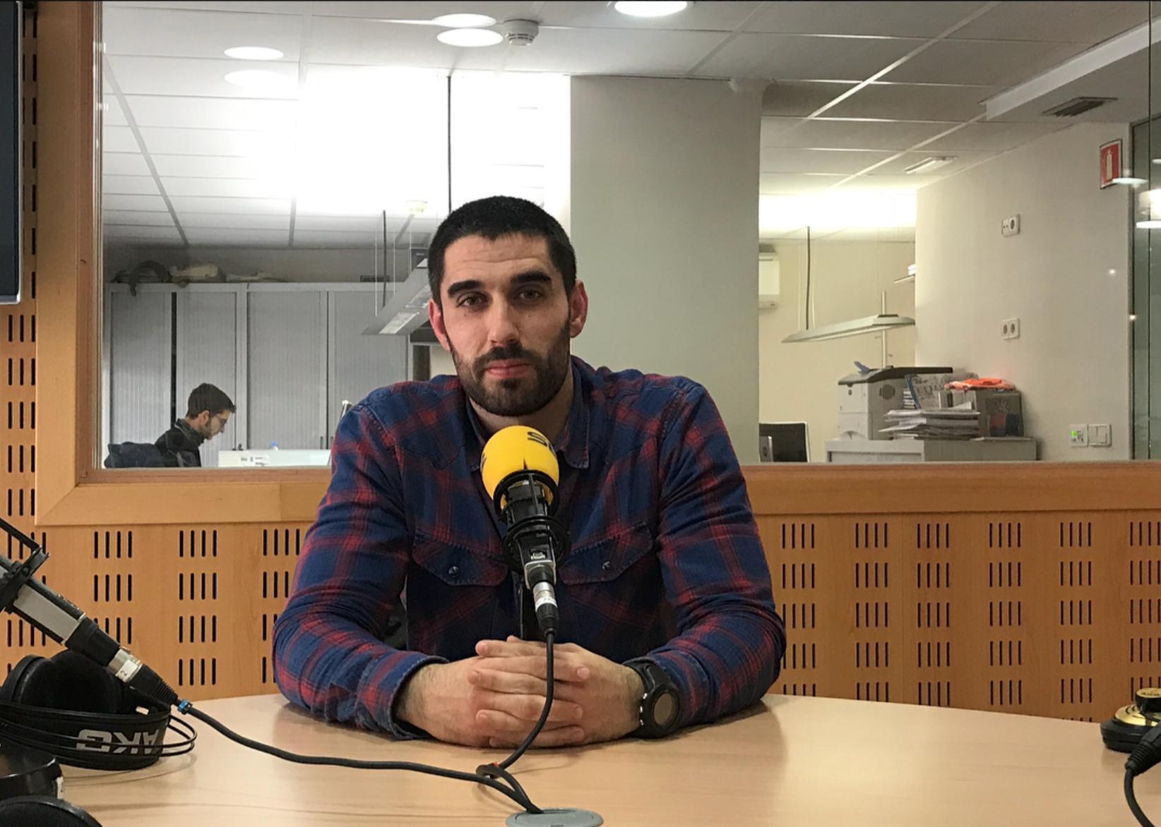 """El professor dels graus en CAFE i en Fisioteràpia Sergi Garcia parla del dejú intermitent en el programa de la Ser """"Pensar en Benestar"""""""