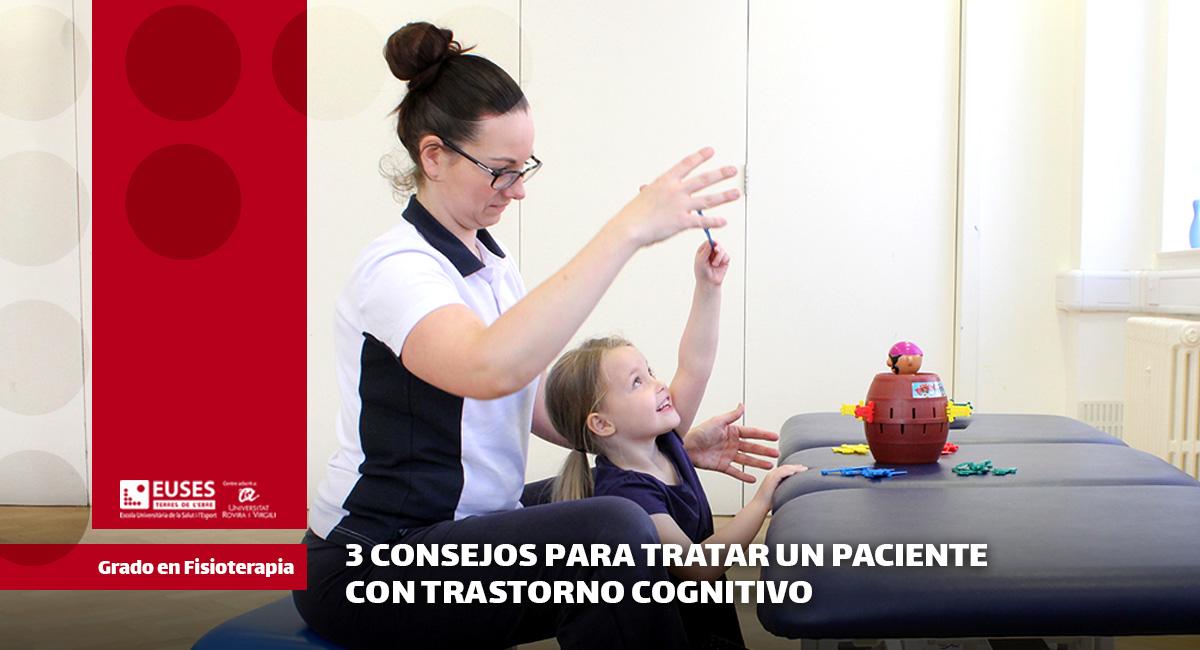 3 consejos para tratar un paciente con trastorno cognitivo