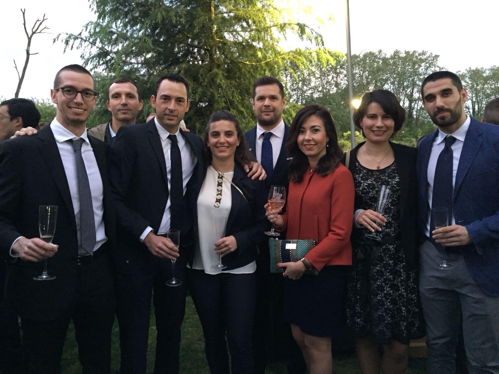 L'Escola Universitària de la Salut i l'Esport col·labora en el sopar benèfic de la Fundació Els Joncs de Sarrià de Ter