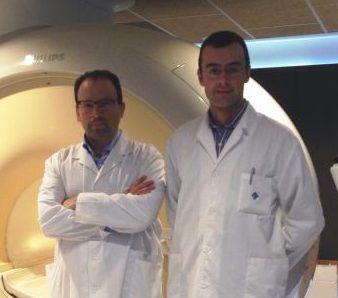 La revista New England Journal of Medicine publica els resultats de l'estudi WAKEUP realitzat pel director del cicle d'Imatge per al Diagnòstic, Salvador Pedraza, i el professor Josep Puig