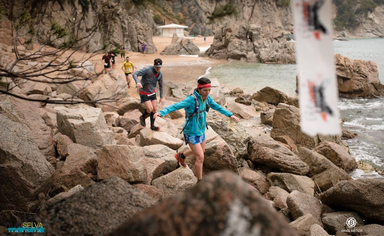 EUSES recupera els participants del Trail Selva Marítima, celebrat a Blanes