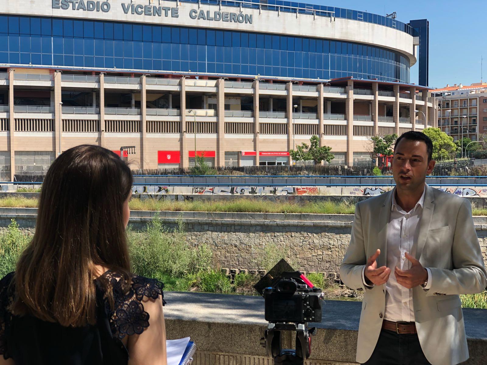 El director del Grau en CAFE d'EUSES, Adrià Martín, participa en un programa de La Sexta per tractar el moviment ultra en el futbol