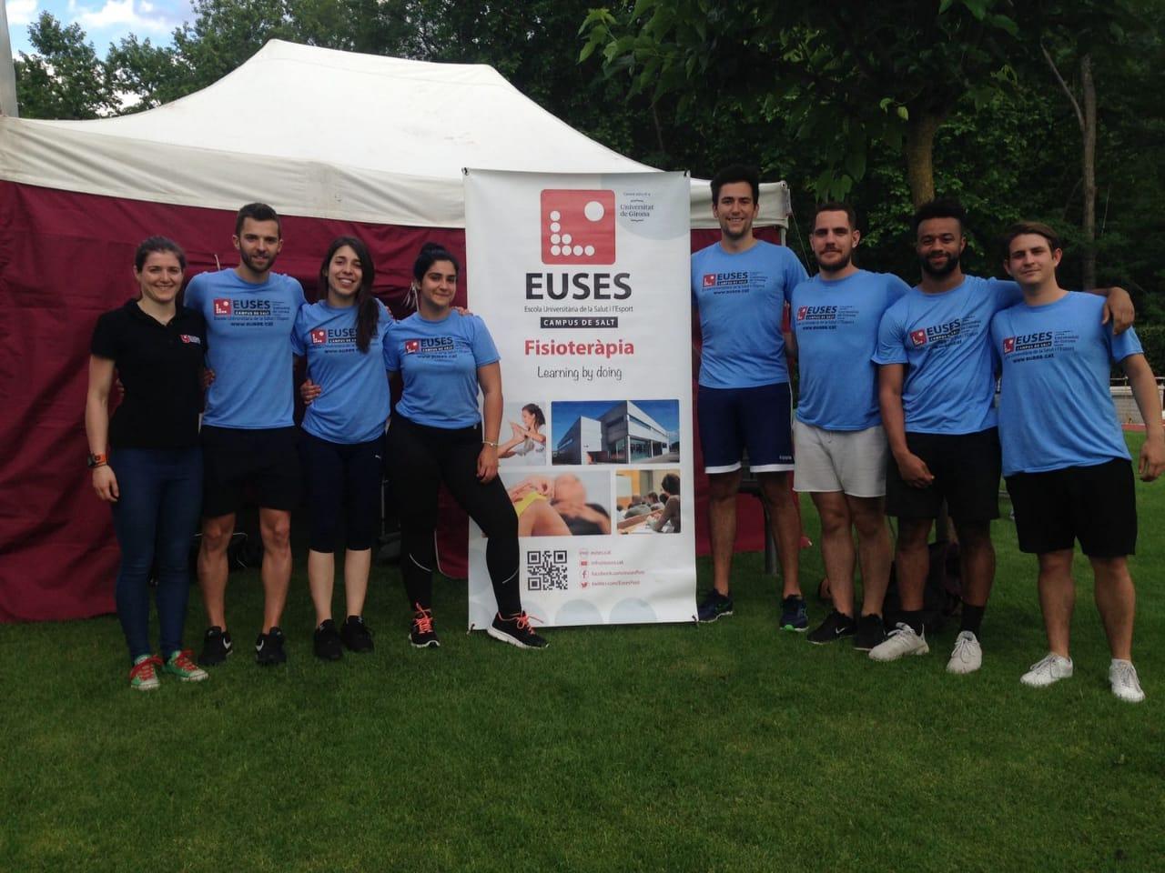 EUSES col·labora en una nova edició de l'Open Santi Silvas de tennis en cadira de rodes, organitzat per la Fundació Tommy Robredo