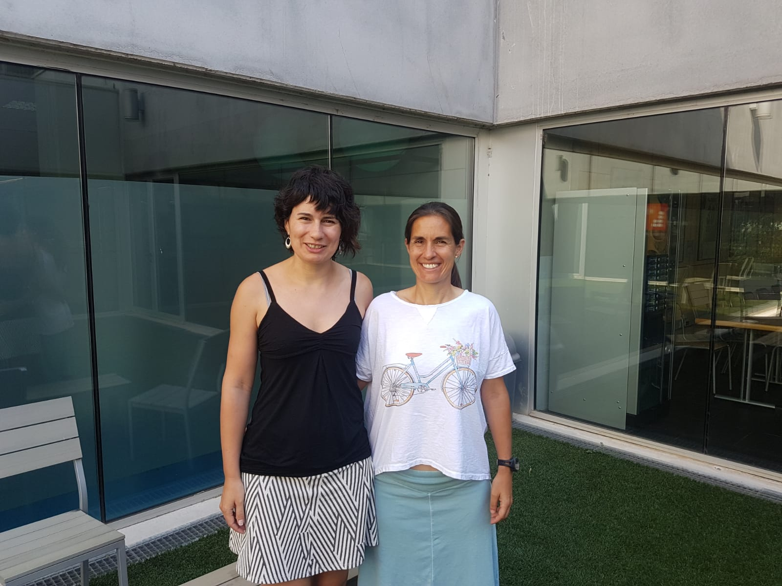 Les professores d'EUSES i investigadores del PEHC Dra. Anna Prats i Dra. Raquel Font, presenten dues ponències al ECSS Congress celebrat a Dublín