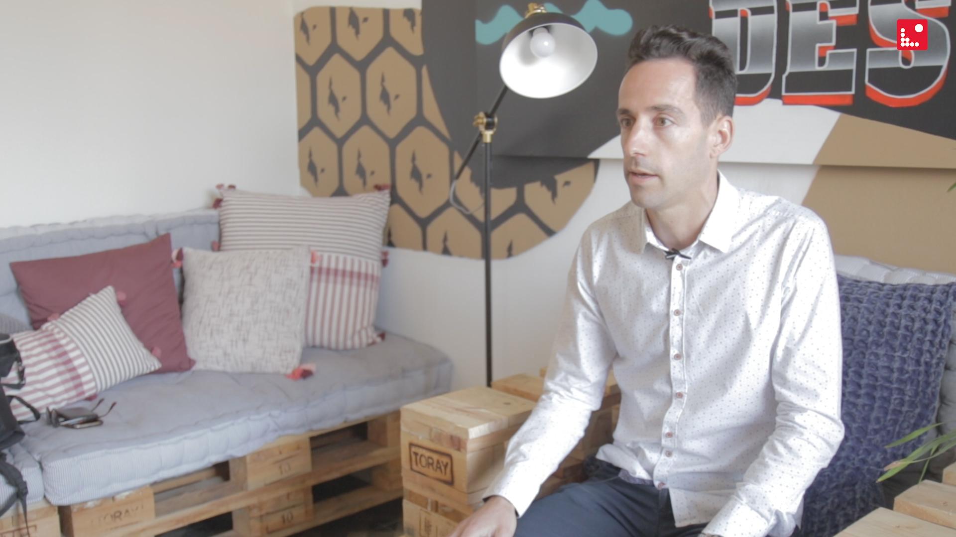 Entrevista a Pablo Garcia, exalumne d'EUSES-UdG i CEO de Bewolfish
