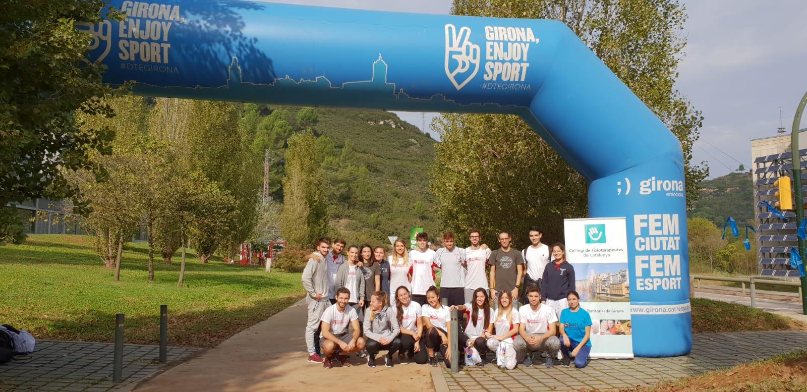 EUSES s'aboca un any més en el Dia Internacional de la Fisioteràpia (DIFT), al Parc Tecnològic de Girona