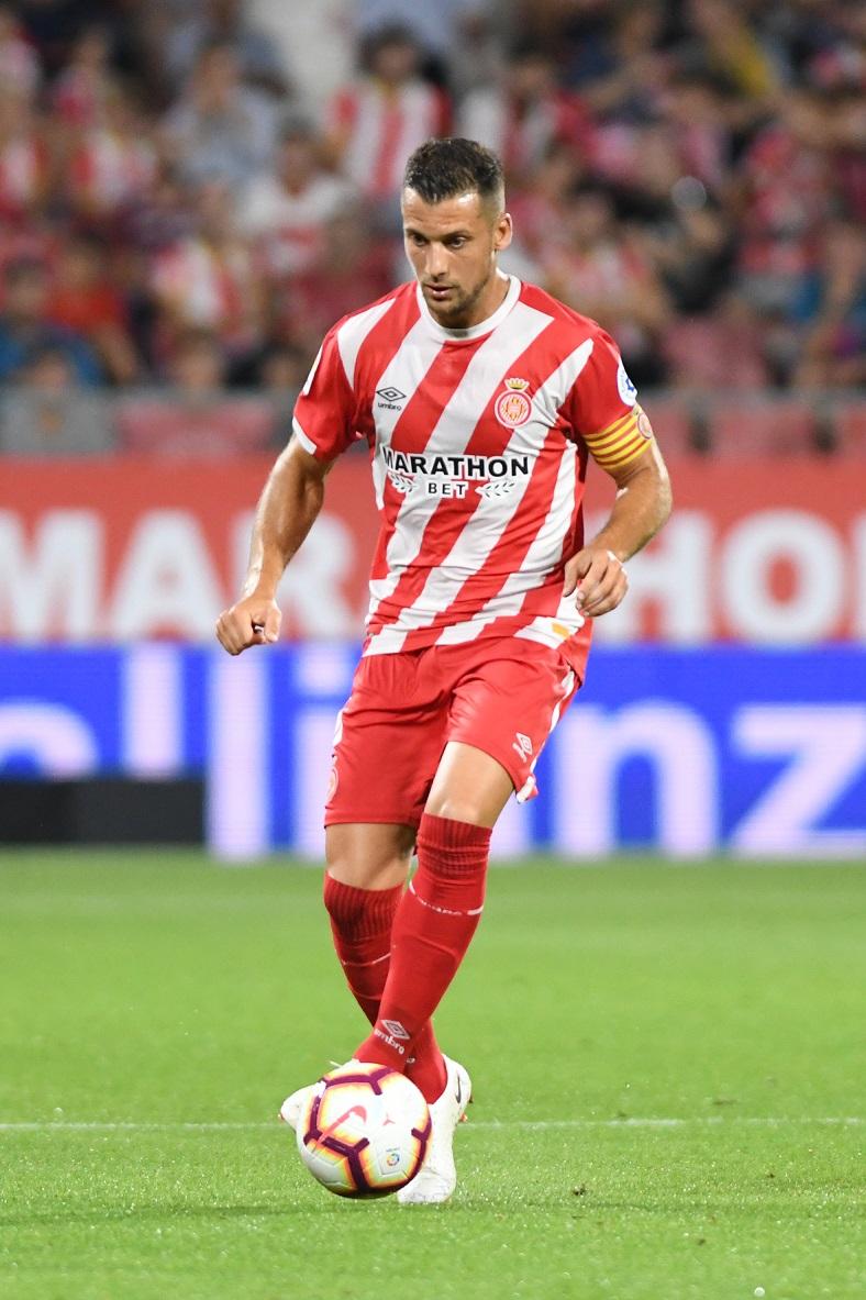 El futbolista del Girona Àlex Granell serà el protagonista de la VIII Jornada Anual d'EUSES Alumni, el dijous 22 de novembre
