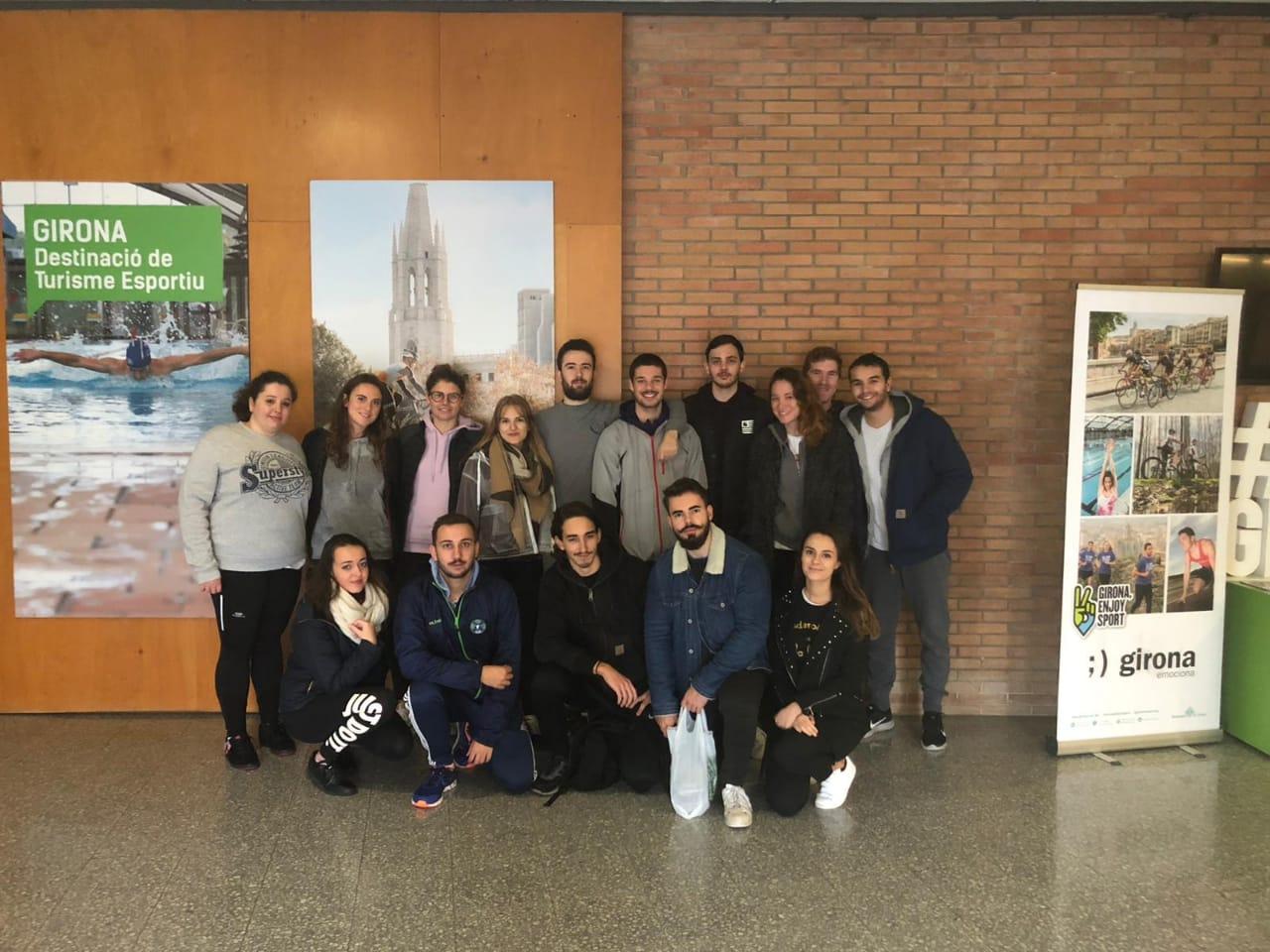 L'Escola Universitària de la Salut i l'Esport col·labora en una nova edició de la Cursa de Muntanya de Girona