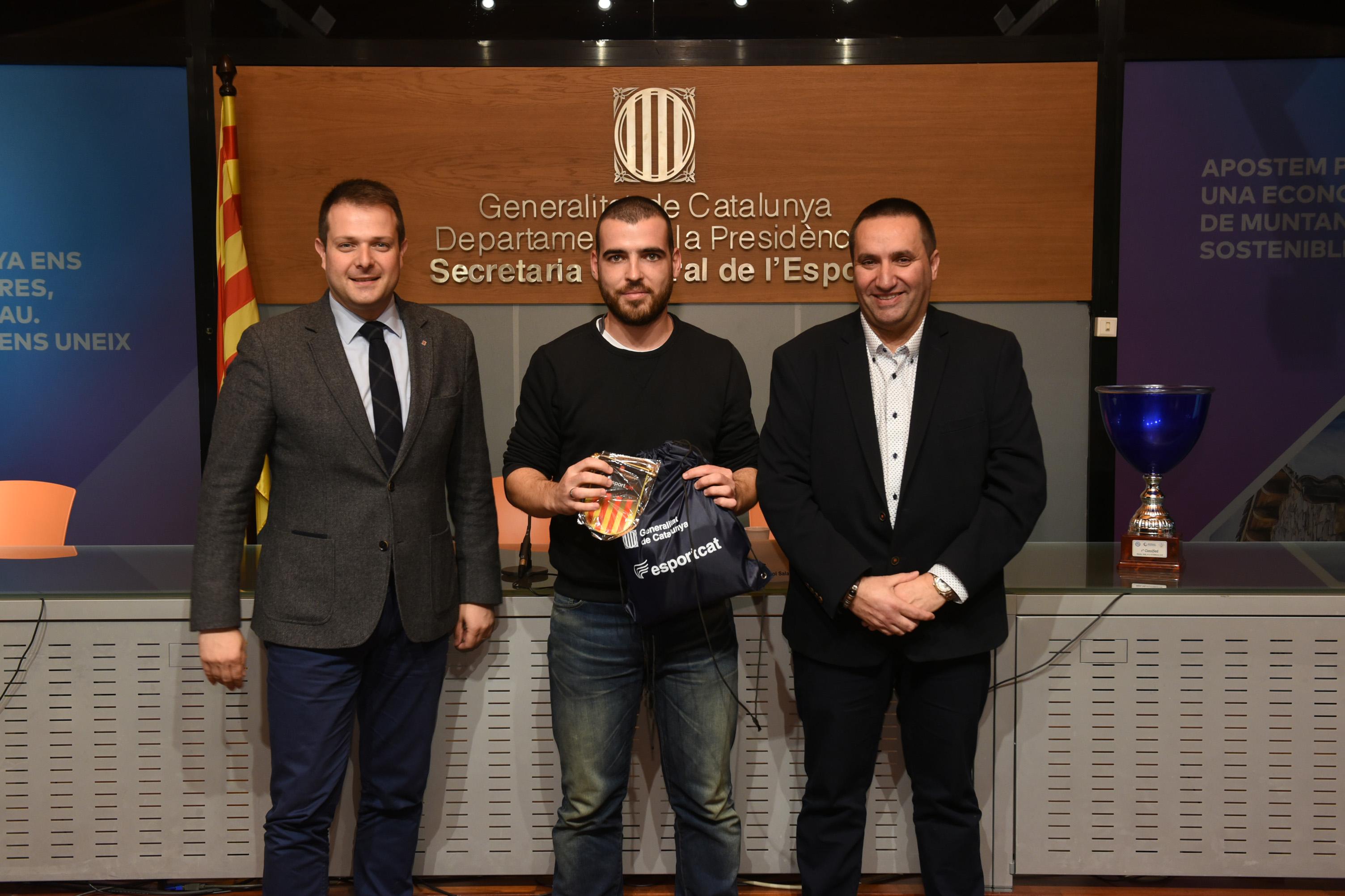 El graduat en CAFE per EUSES Jordi Castejón disputarà el mundial sub-20 de futbol sala a Colòmbia com a seleccionador de Catalunya